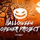 Halloween Opener Project