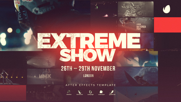 Extreme Show // Sport Event Promo