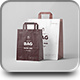 Paper Bag Mock-up 3 - GraphicRiver Item for Sale