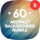 60 Abstract Backgrounds Bundle - GraphicRiver Item for Sale