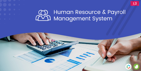 Human Resource & Payroll Management System - CodeCanyon Item for Sale