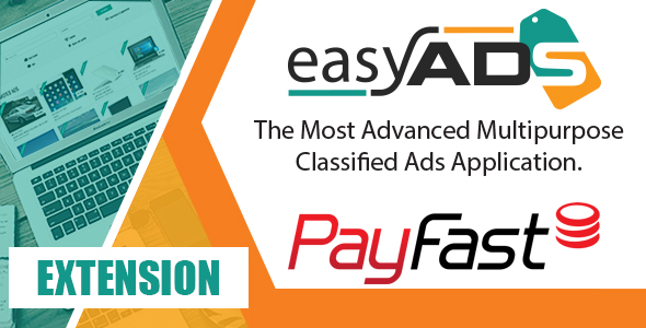 EasyAds integration with PayFast - CodeCanyon Item for Sale