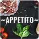 Appetito - A Modern Theme for Restaurants and Cafés - ThemeForest Item for Sale