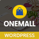 OneMall - Multipurpose eCommerce & MarketPlace WordPress Theme - ThemeForest Item for Sale