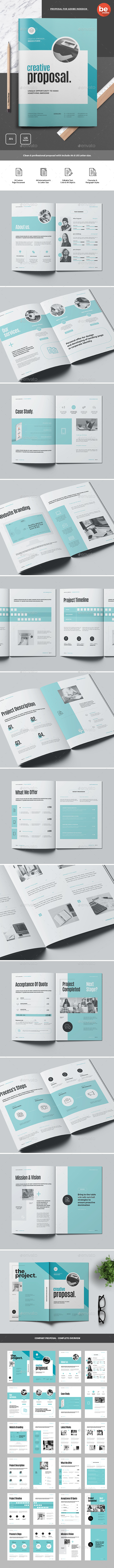 GraphicRiver Proposal 20707629