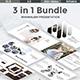 Minimal Bundle - 3 in 1 Keynote Template - GraphicRiver Item for Sale