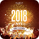 2018 NYE Party Flyer - GraphicRiver Item for Sale