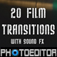 Transitions Film - VideoHive Item for Sale