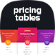 Material Pricing Tables