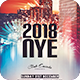 2018 NYE Flyer - GraphicRiver Item for Sale