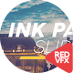 Ink Parallax Slide