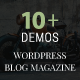 Worldblog - WordPress Blog and Magazine Theme - ThemeForest Item for Sale