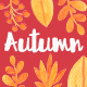 Seamless Patterns Set. Autumn Leaves Collection