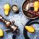 Arabic smoking hookah with pear - PhotoDune Item for Sale