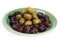 Olives on Plate - PhotoDune Item for Sale