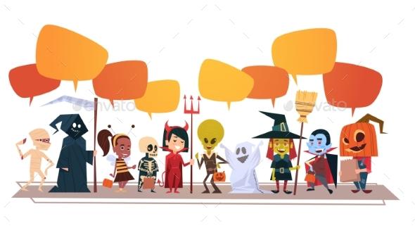 Happy Halloween Banner - Halloween Seasons/Holidays