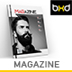 Magazine Template - InDesign 24 Page Layout V15 - GraphicRiver Item for Sale