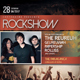 Show Rock Event Flyer/Poster Vol.6
