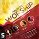 Made to Worship CD Album Artwork
