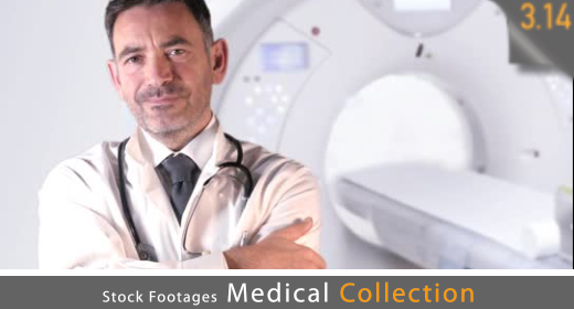 Medical Collection - Stock Footages