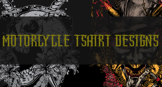 Motorcycle T-shirt Designs