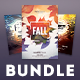 Fall Flyer Bundle Vol.02