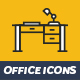 48 Office Icons - GraphicRiver Item for Sale