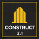 Construct - Joomla Construction & Business Template