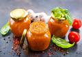 vegetable caviar
