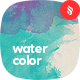 Colored Watercolor Backgrounds - GraphicRiver Item for Sale