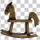 Old Toy Horse - VideoHive Item for Sale