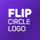 Flip Circle Logo - VideoHive Item for Sale