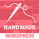 Handmade Product Shop  WordPress Theme - ThemeForest Item for Sale