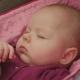 Peaceful Baby Sleeping in a Car Seat - VideoHive Item for Sale