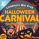 Halloween Carnival Flyer Templates - GraphicRiver Item for Sale