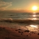Beautiful Sunset on a Tropical Sandy Beach - VideoHive Item for Sale