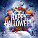 Happy Halloween Flyer Template