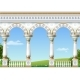 Classical Arch of the Eastern Palace - GraphicRiver Item for Sale