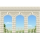 Classic Arch of the Palace - GraphicRiver Item for Sale