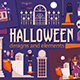 Halloween Designs and Elements Set - GraphicRiver Item for Sale
