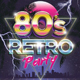 80's Retro Flyer - GraphicRiver Item for Sale