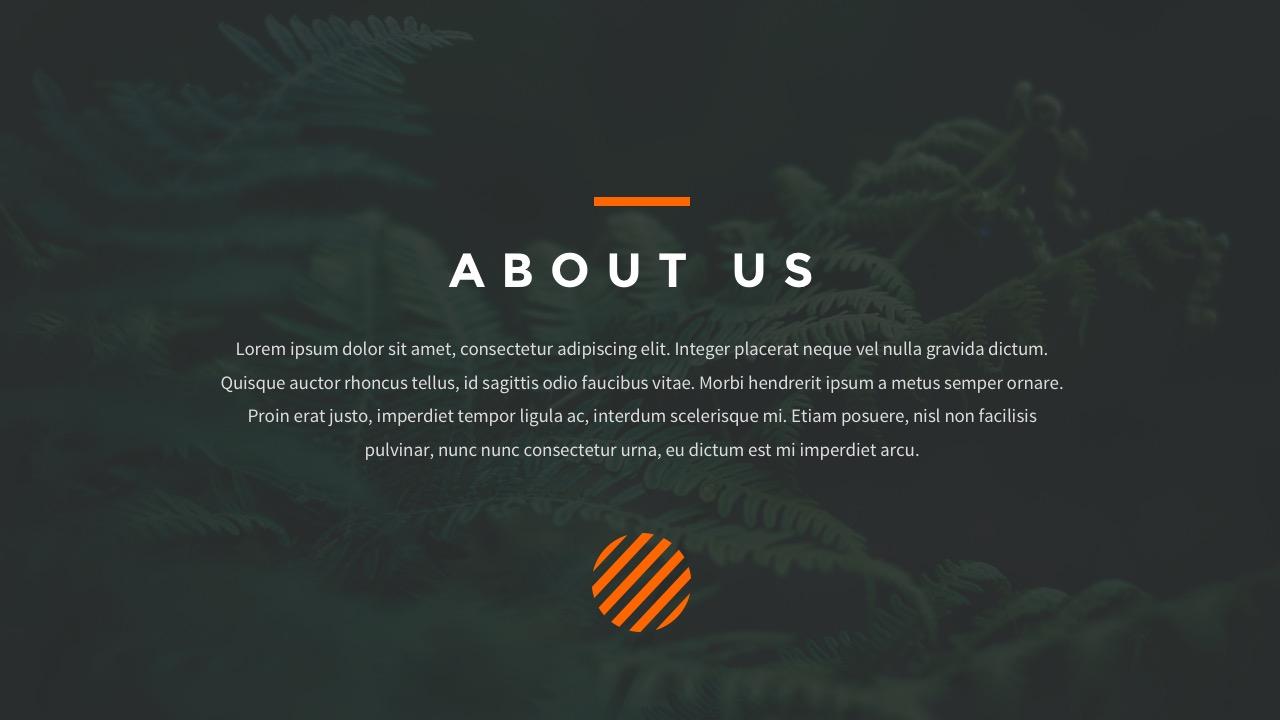 Radial - Creative Google Slides Template by suavedigital | GraphicRiver