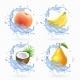 Fruit Splashes