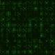 Green Hi-Tech Digital Futuristic Background