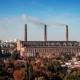 Termal Power Plant in Kiev City - VideoHive Item for Sale