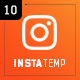 InstaTemp v.2.0 Instagram Templates - GraphicRiver Item for Sale