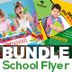 Kids Education Flyer Bundles