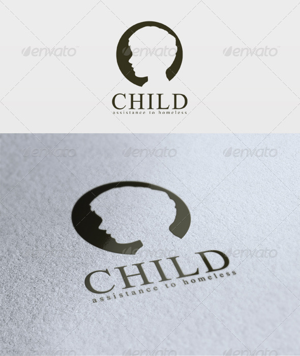 Child Logo - Humans Logo Templates