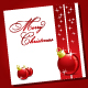 Christmas Card & Vector Bauble Set - GraphicRiver Item for Sale