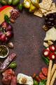 Best antipasto plate. - PhotoDune Item for Sale